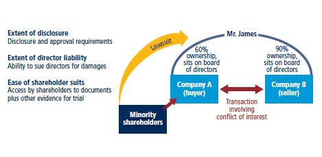 Methodology For Protecting Minority Investors